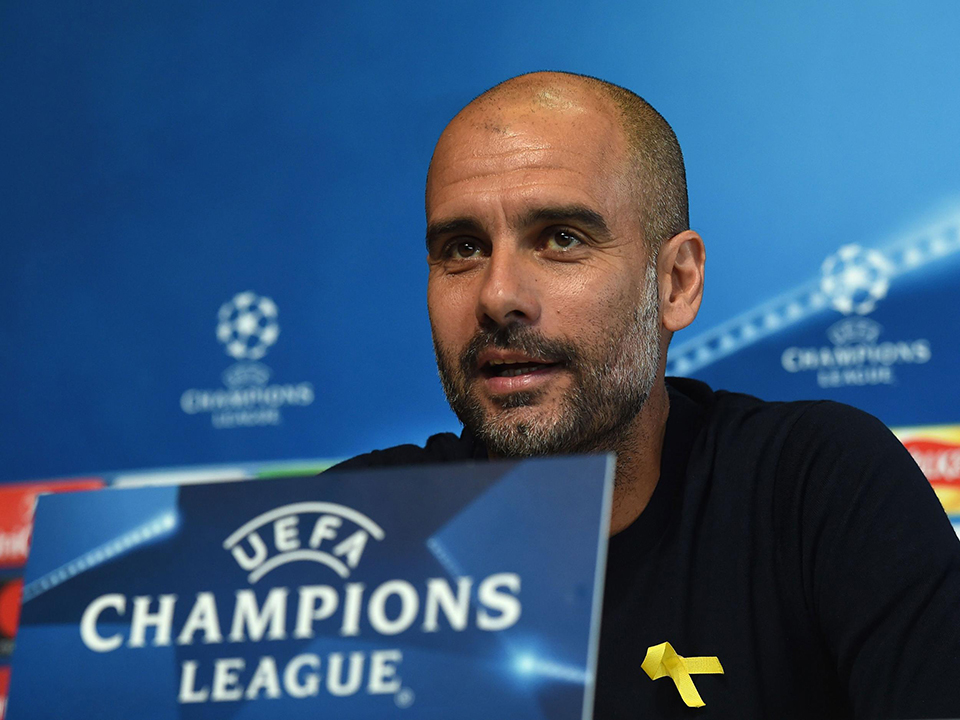 City need to produce 'the perfect game' says Guardiola