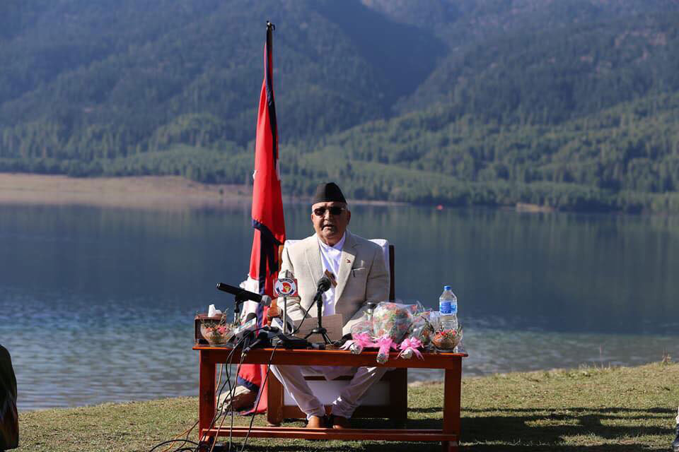Govt committed to nation's prosperity: PM Oli