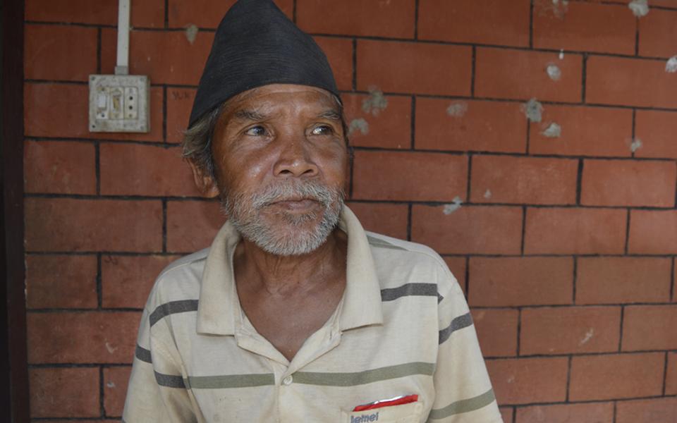 Kusunda's last surviving man no more