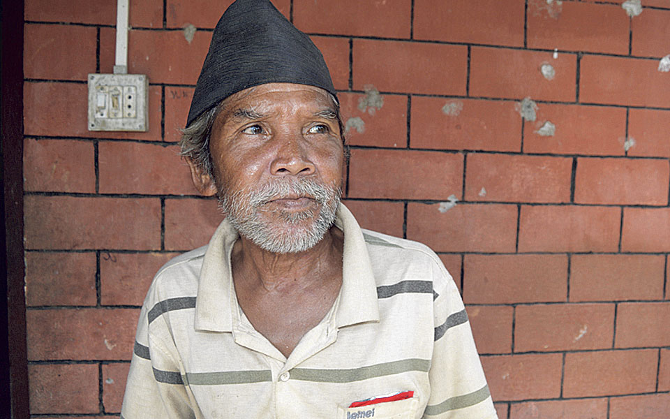 Ramamama, the last Kusunda speaker, dies