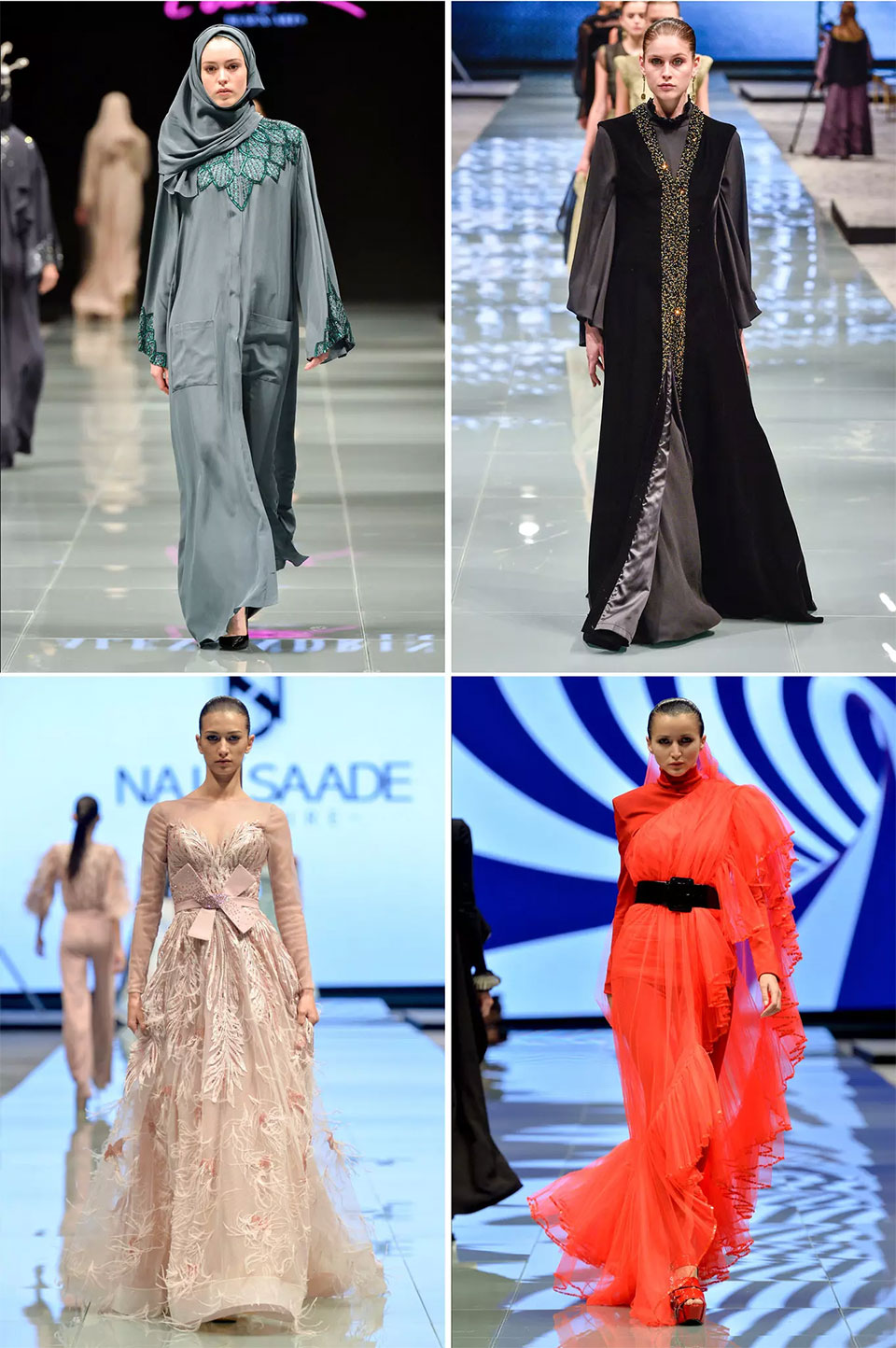 Saudi Arabia Just Had Its First Fashion Week