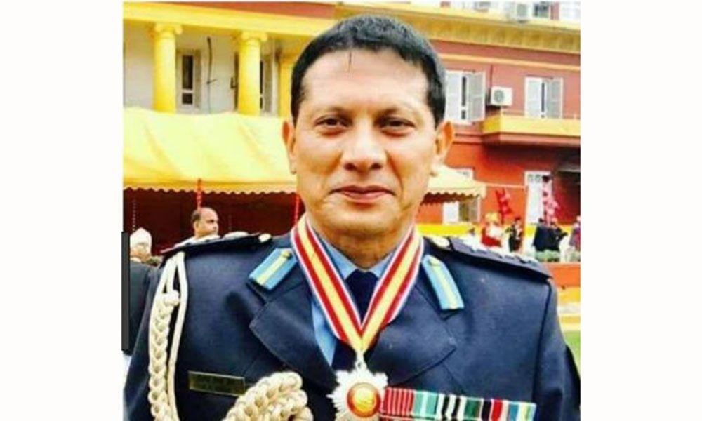 SSP Dhiraj Pratap Singh heads crime division