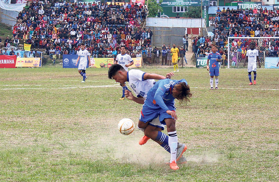Three Star, Manang Marshyangdi to vie for Mai Valley title