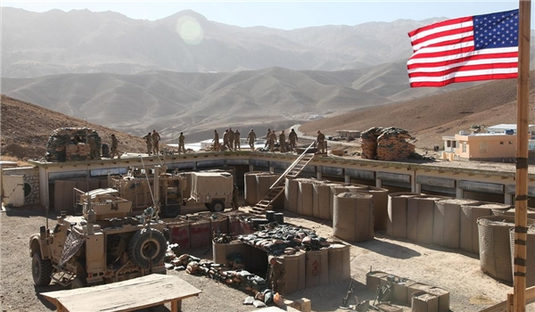 US sets up new base in energy-rich region in Eastern Syria