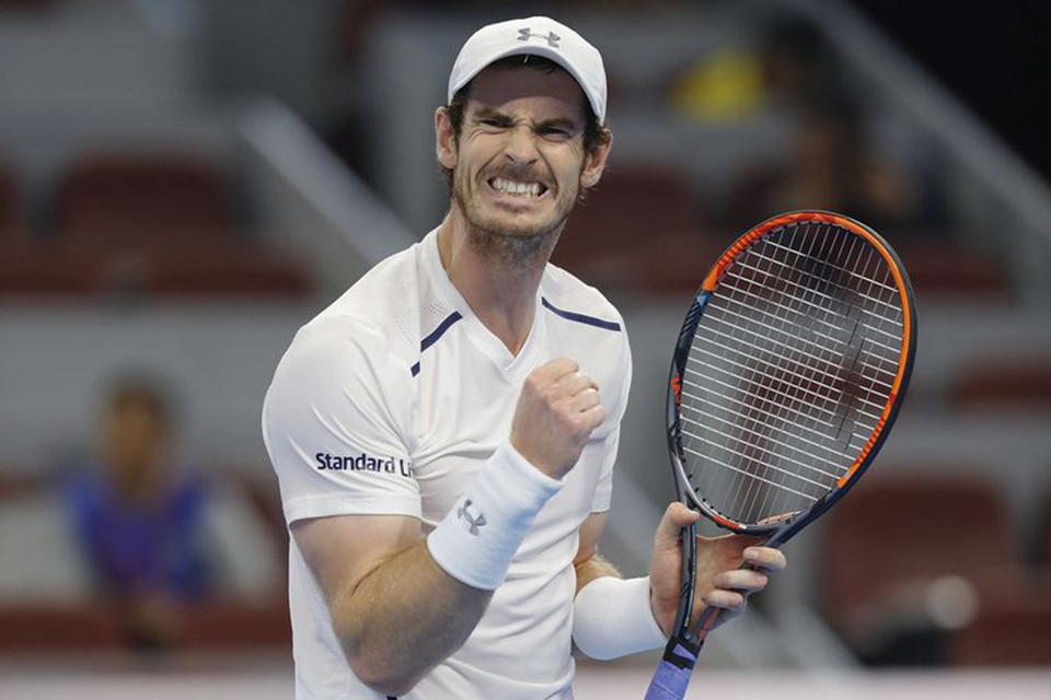 Murray happy to come through hardcourt tests
