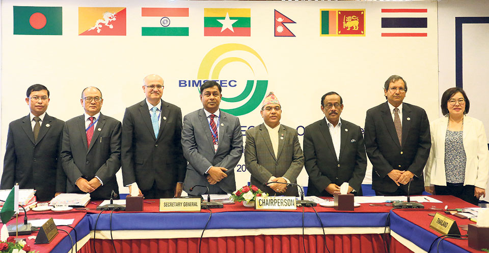 BIMSTEC SOM recommends signing grid connectivity MoU