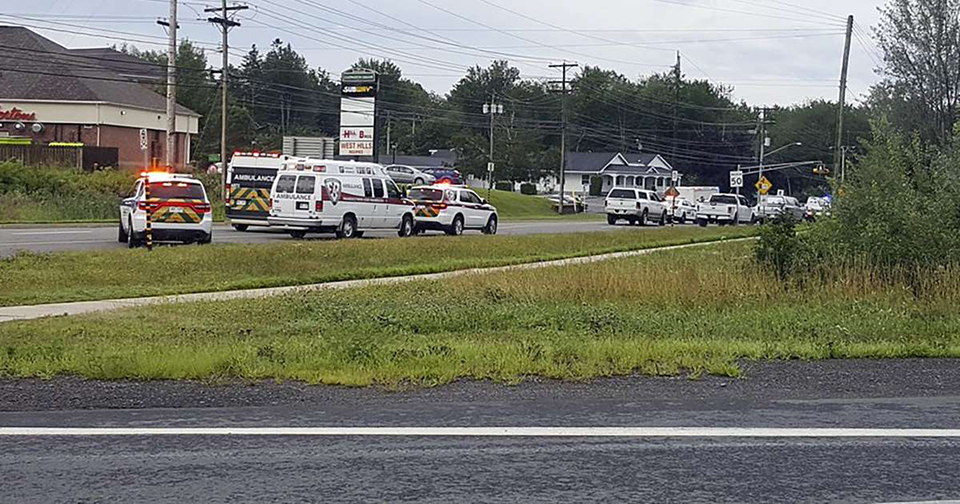 At least four people killed, one in custody in Canada shooting: Police