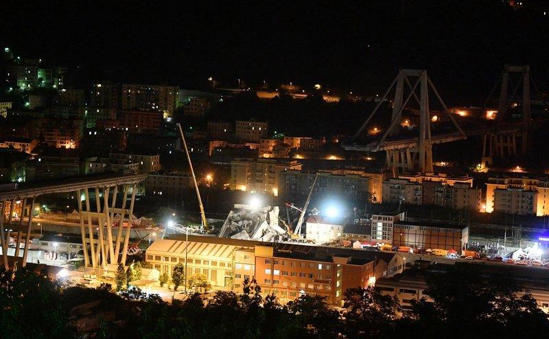 Italy bridge designer warned in 1979 of risk of corrosion
