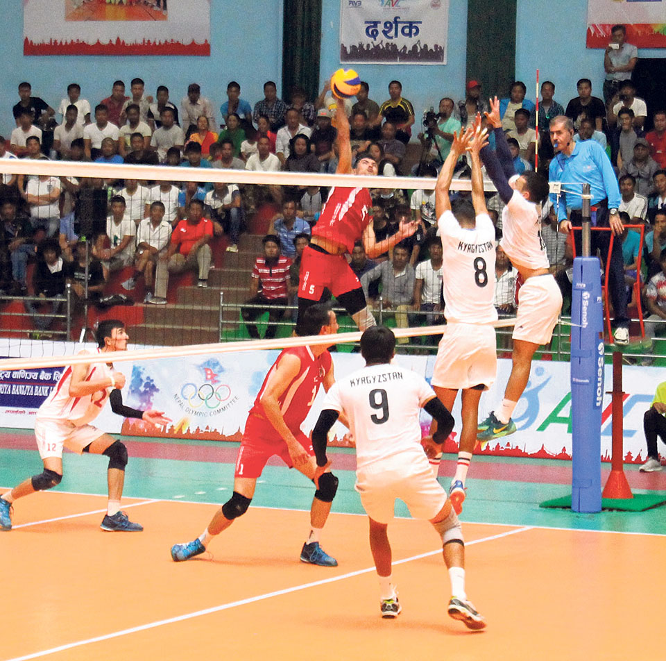 Kyrgyzstan and Uzbekistan to face off for AVC title