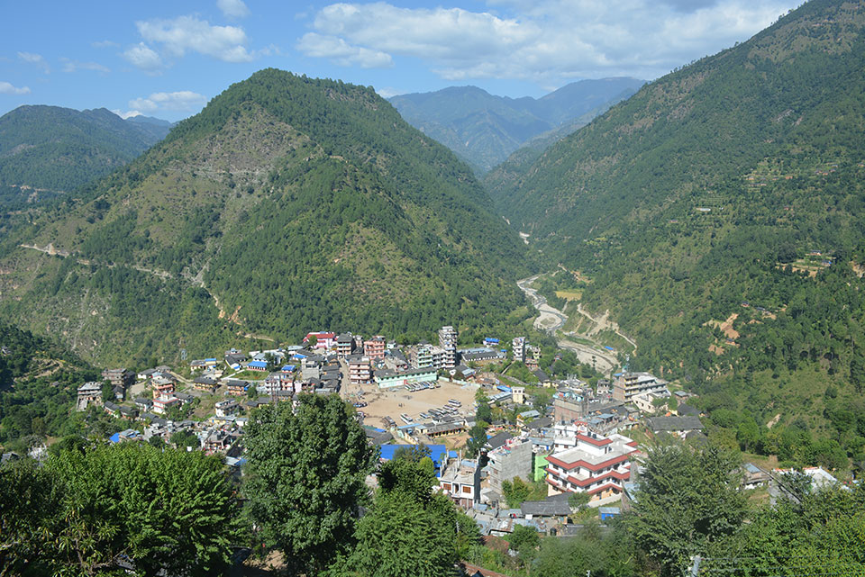 Redefining Rolpa's image: No longer remote
