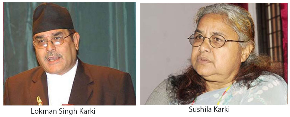 'Lokman offered Rs 100 million bribe to then CJ Karki'