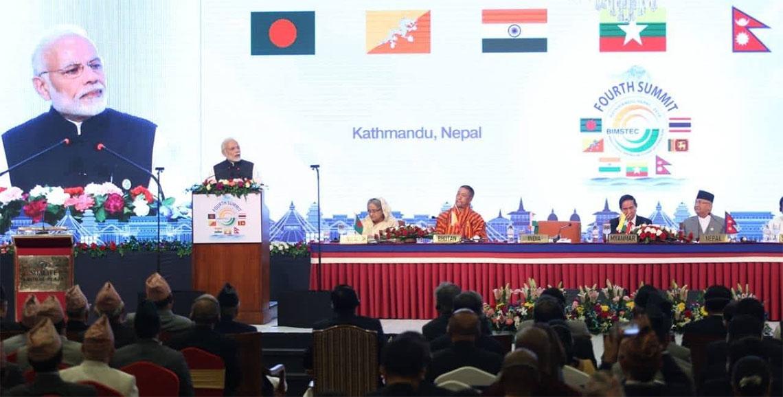 BIMSTEC countries should stand united against terrorism: PM Modi