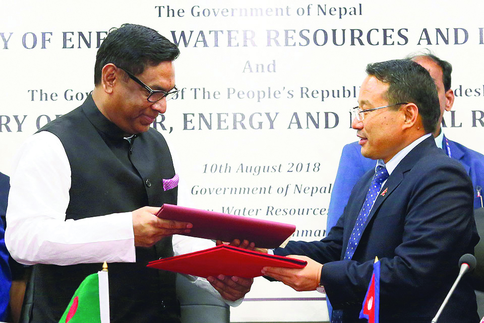 Deepen ties with Bangladesh