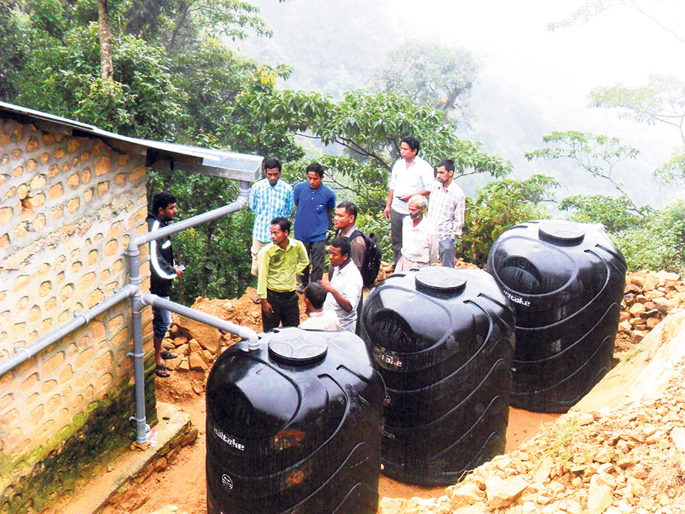 Best Solution to address water scarcity problem