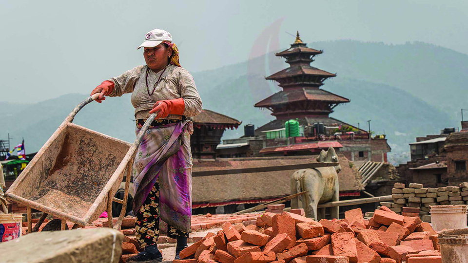 Engineering Nepal's reconstruction