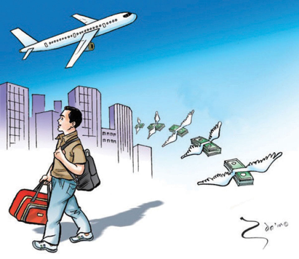 Fellow Nepalis, return home