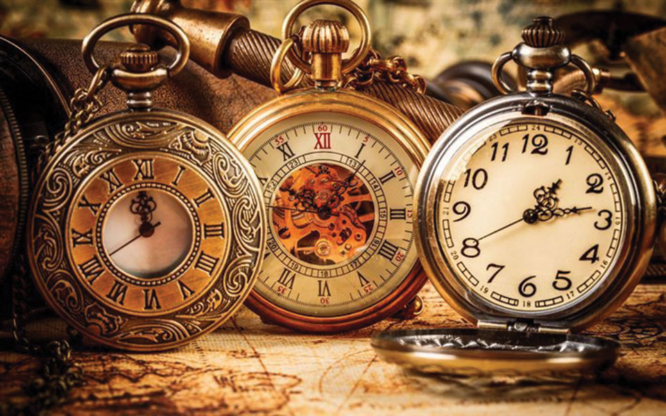 History of time keeping