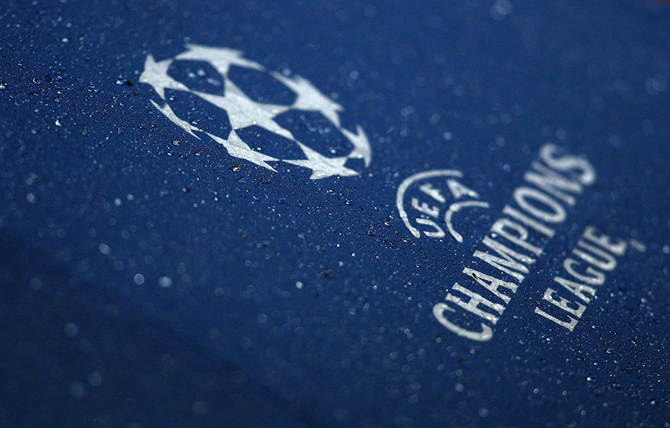 Champions League club-by-club fixtures