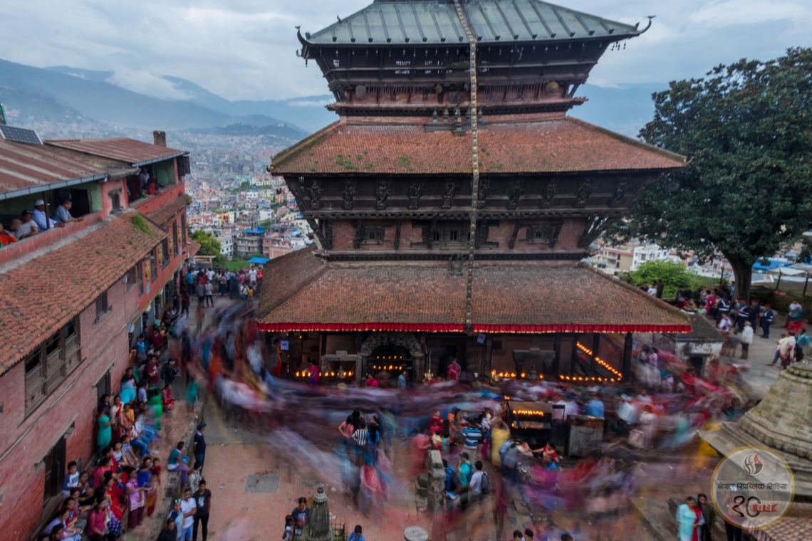 Bagh Bhairav Jatra (photo feature)