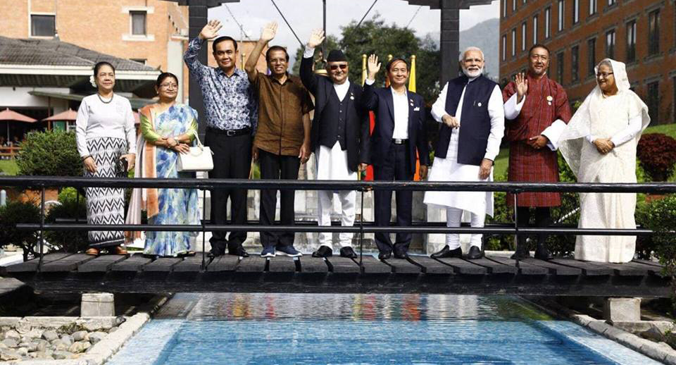 Four visiting dignitaries to wrap visits today