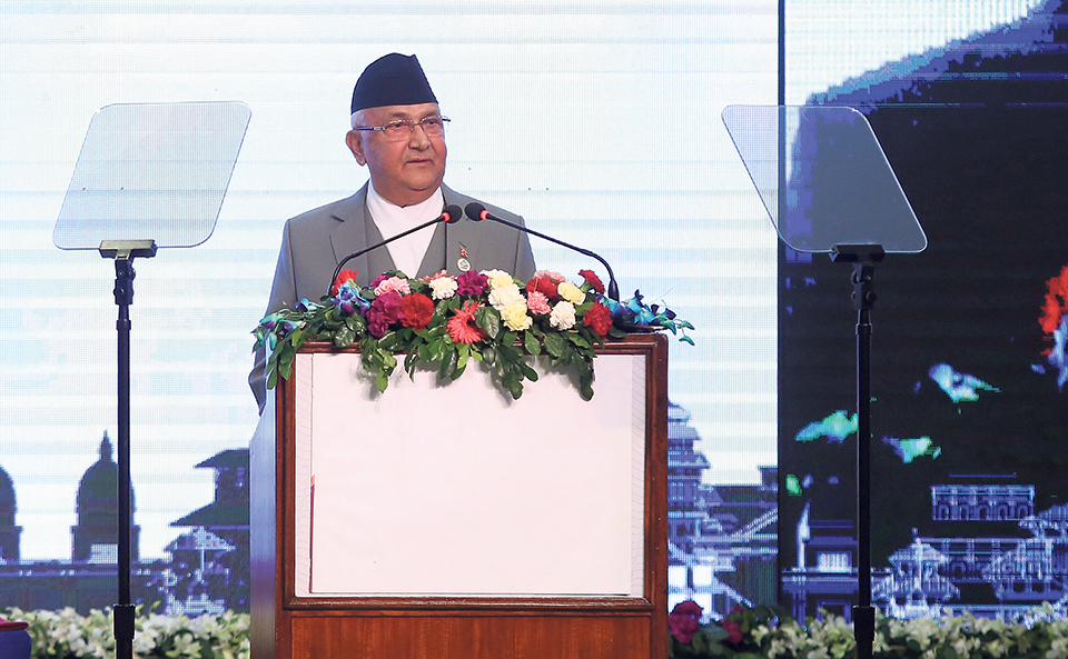 BIMSTEC not an alternative to SAARC: PM Oli