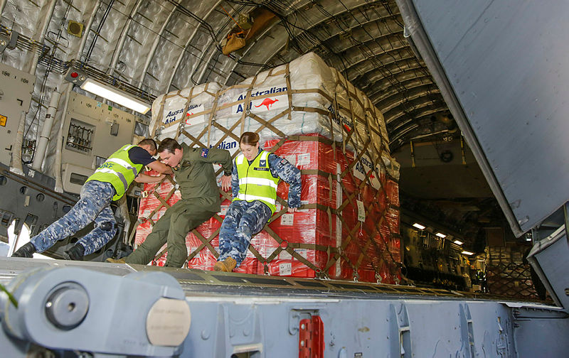 China set to become largest aid donor to Pacific
