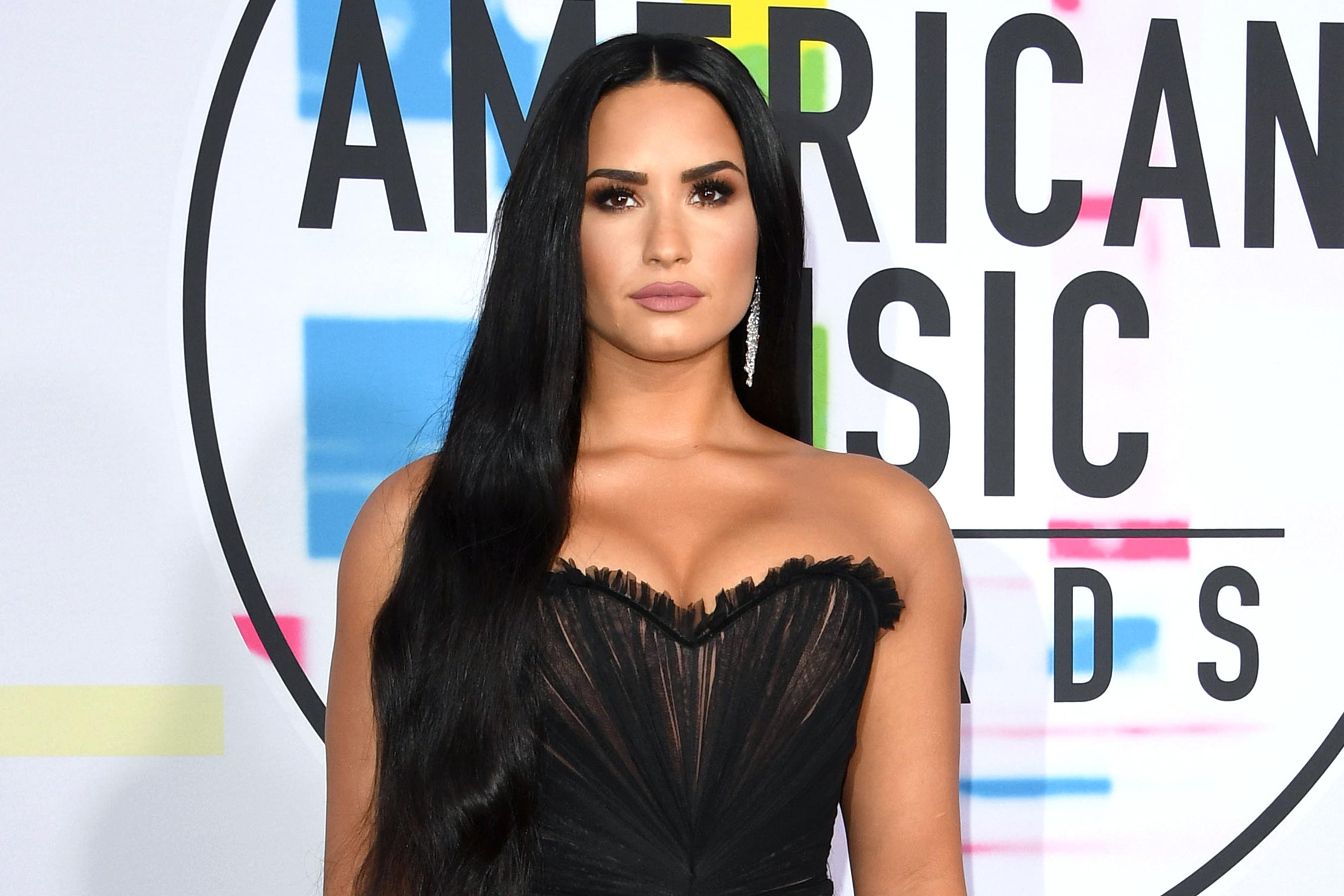 Pop star Demi Lovato vows to keep fighting addiction