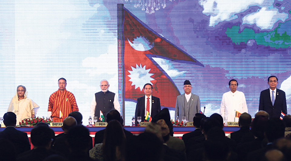 BIMSTEC reps stick to Soltee for retreat