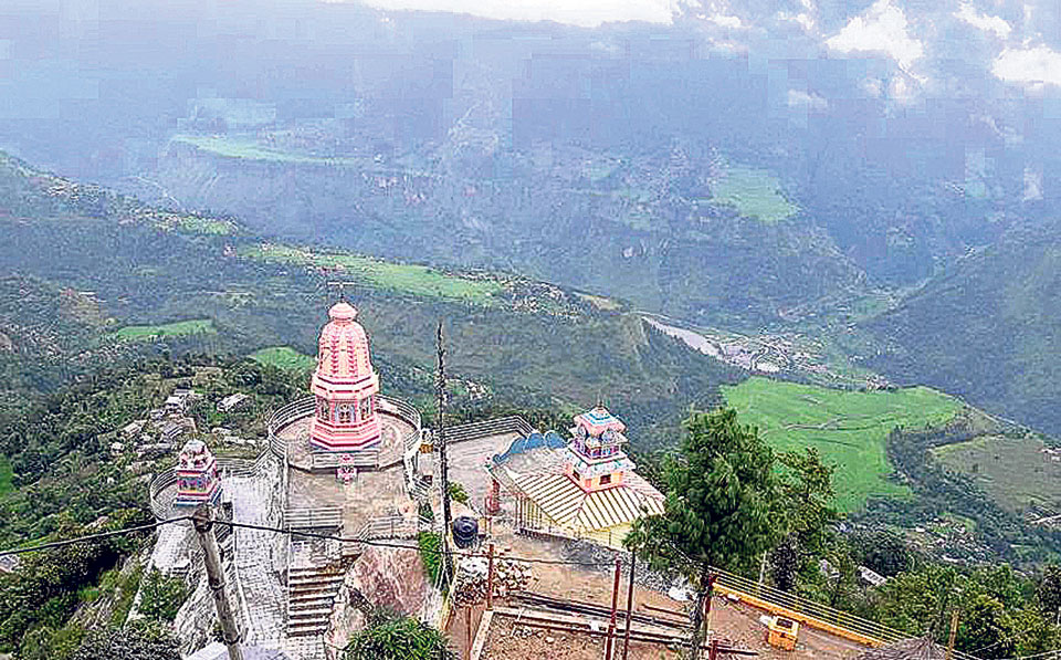 Baglung: Destination for adventure and religious tourism
