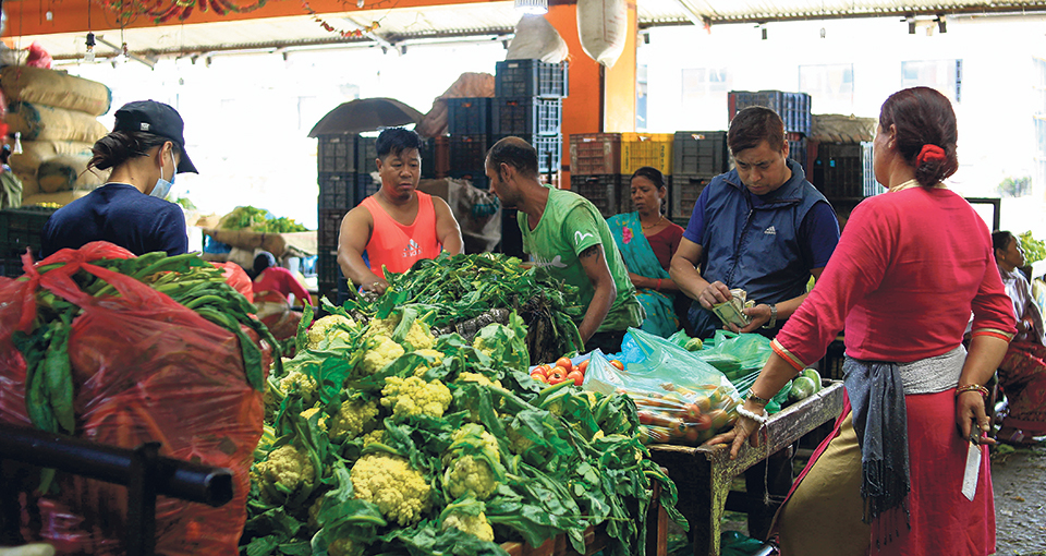 Vegetable prices remain constant despite government monitoring