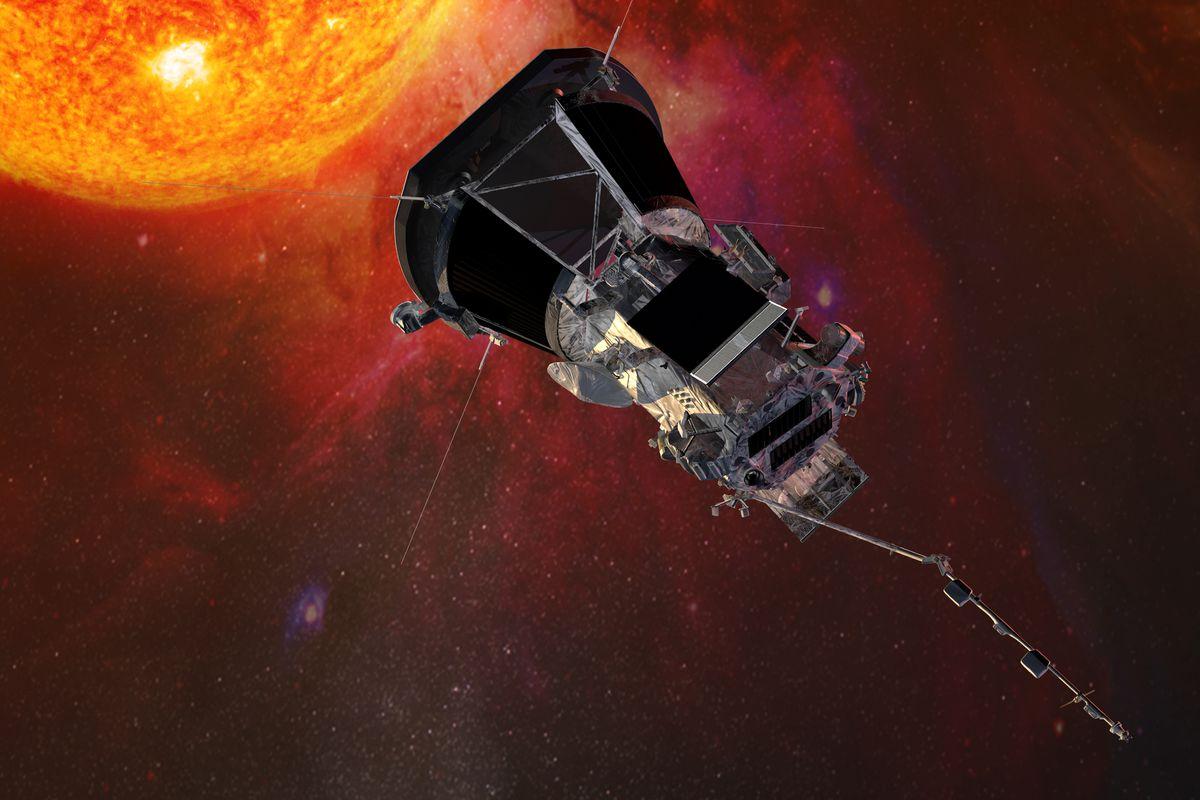 NASA solar probe hits 1st deep-space milestones on its way to the Sun