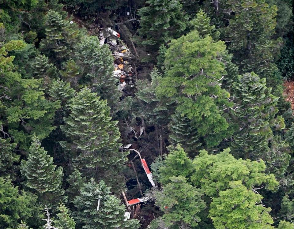 All 9 aboard rescue chopper crashed in Japan confirmed dead