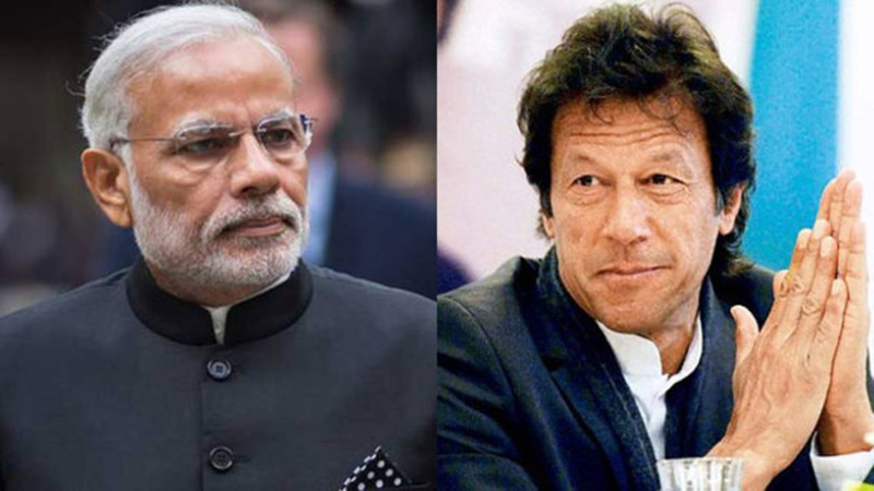 "Pakistan PM Imran Khan accuses India of war ""hysteria"""