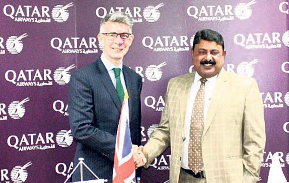 Qatar Airways launches flightsto Cardiff, Gatwick
