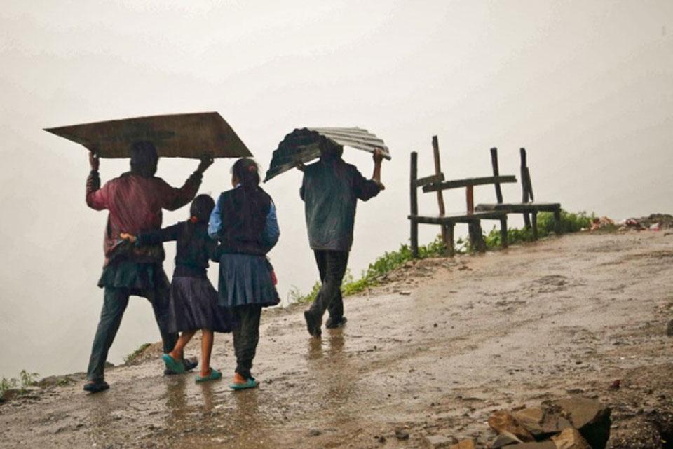 FLOOD ALERT: Rain forecast until next three days