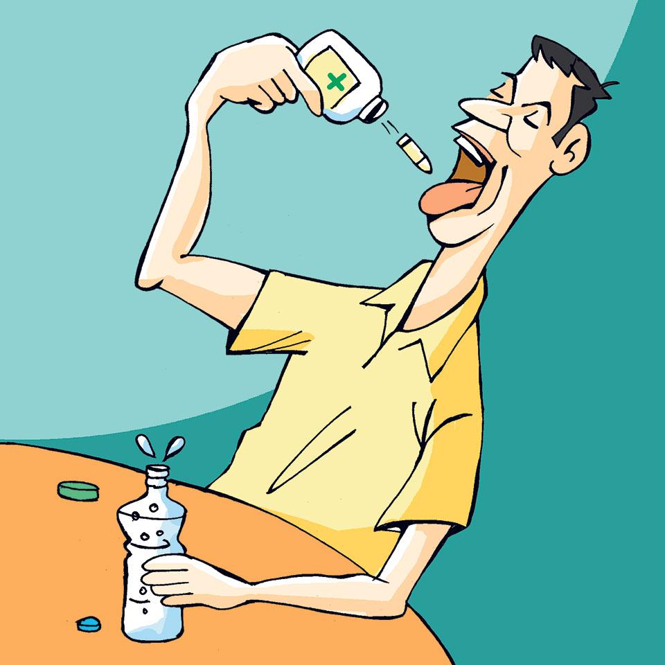 Misuse of medicines