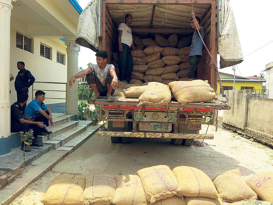 Black pepper imports through Birgunj jump six-fold