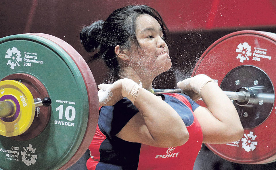 Tara Devi Pun sets new national record, but Nepal's poor performance continues