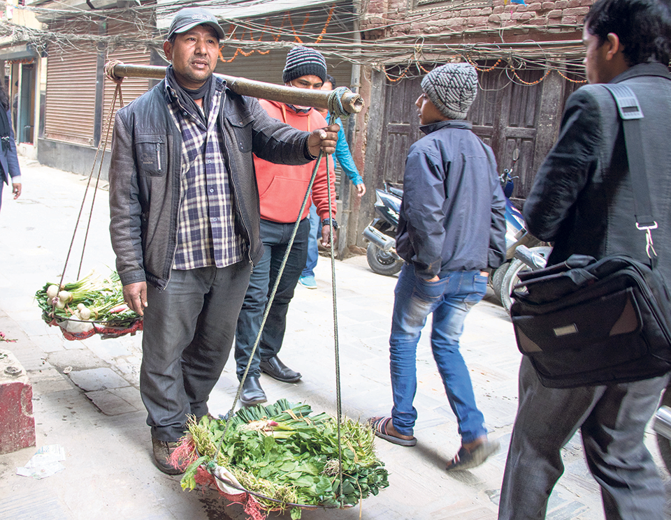 Souls of My City: Over three decades of selling vegetables