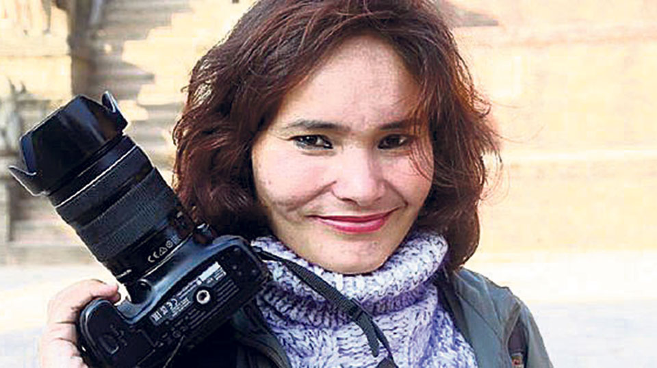 Photojournalist detained for taking photos outside Shital Niwas