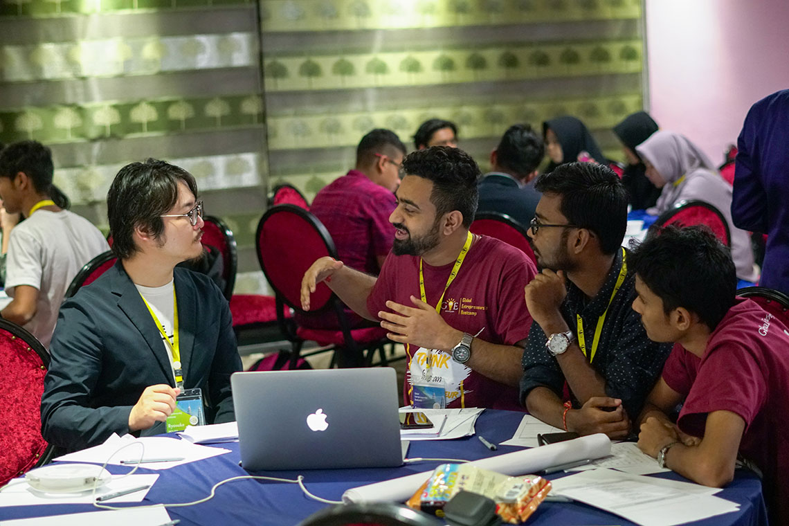 Global Entrepreneurship Bootcamp useful for young minds