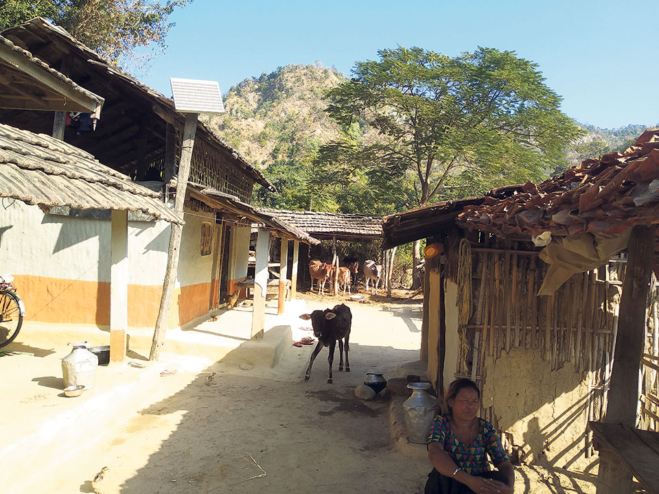 So near, yet so far: Story of a village untouched by development