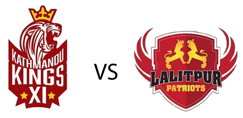 Lalitpur Patriots enters into final securing 1-wicket win over Kathmandu Kings XI