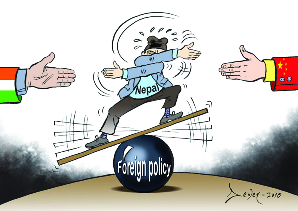 Reframing foreign policy