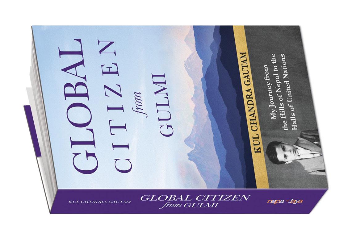 Gautam's memoir prescribed as textbook at a US university