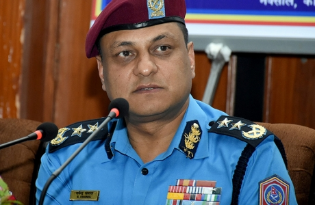 Those found committing mistakes during probe will be penalized: IGP Khanal