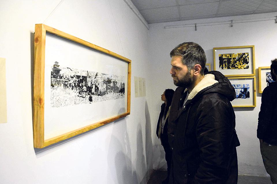 'Kathmandu, My Fascination' on exhibition