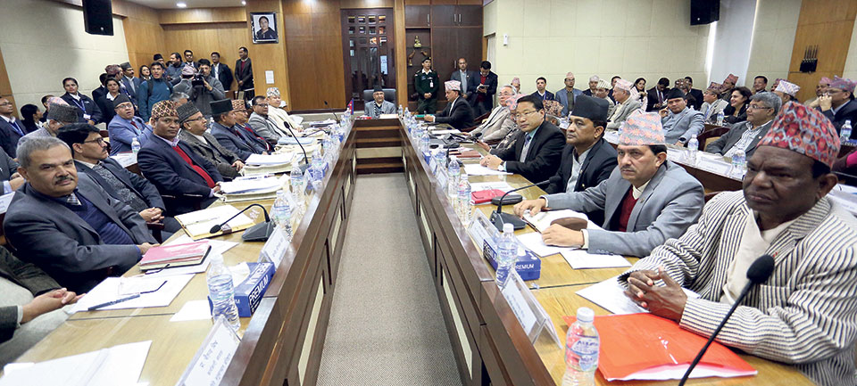 Govt vows to resolves inter-state issues to a deadline