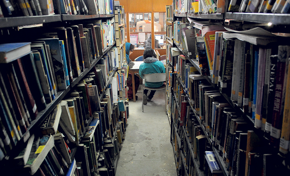 The case for libraries