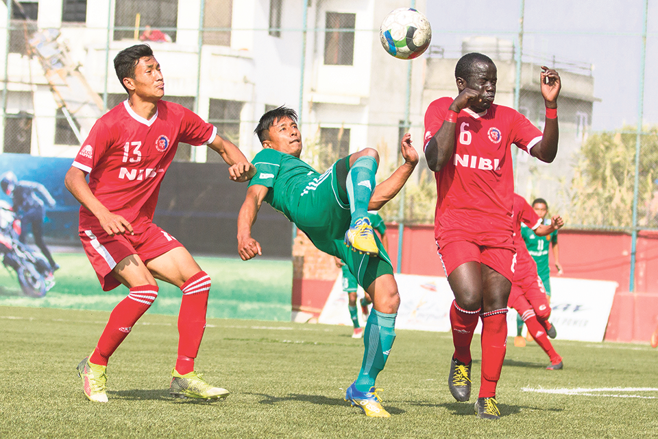 Unbeaten Army drops down to fourth after goalless stalemate